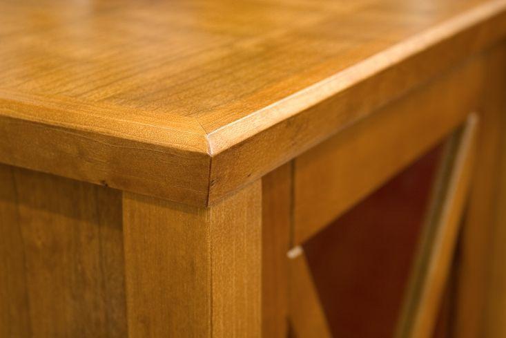 Cseresznyefa klasszikus nappali bútor