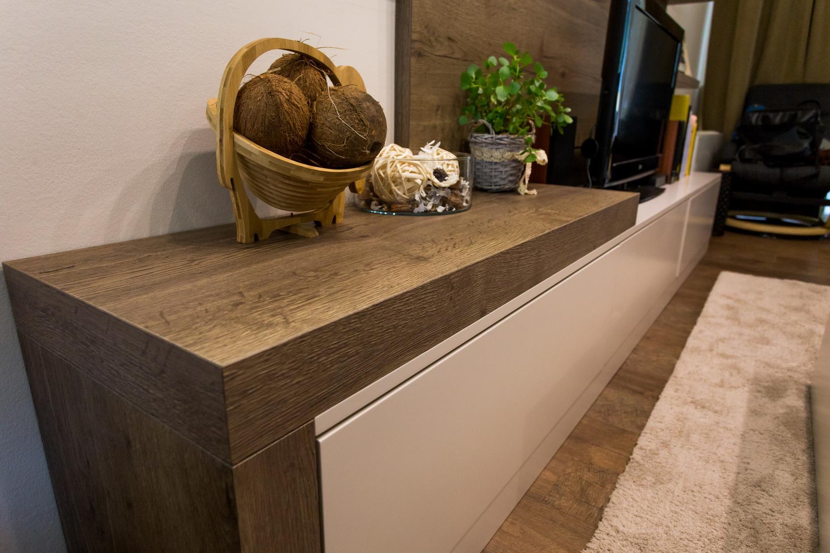 Modern nappali bútor