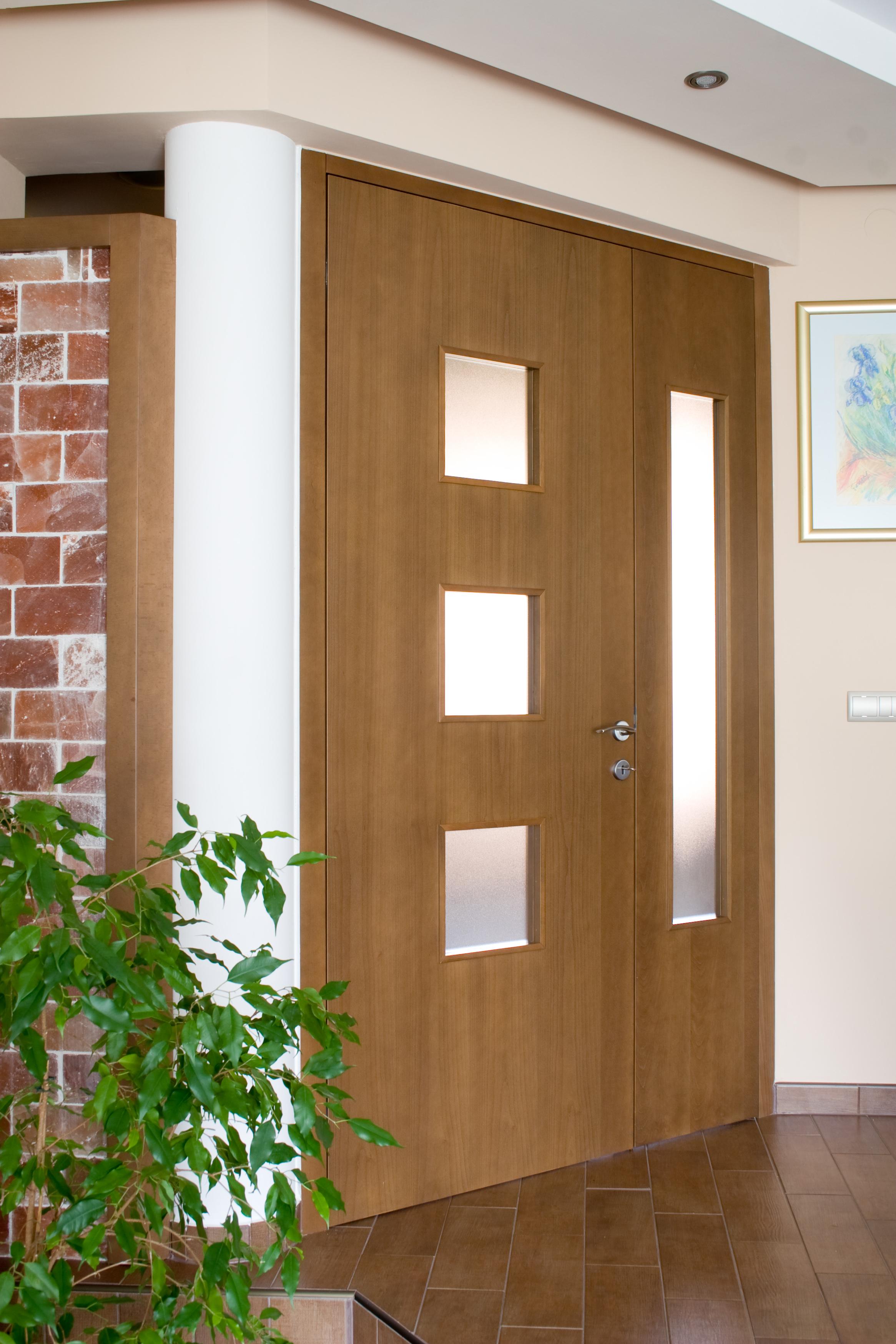 Modern belső ajtók