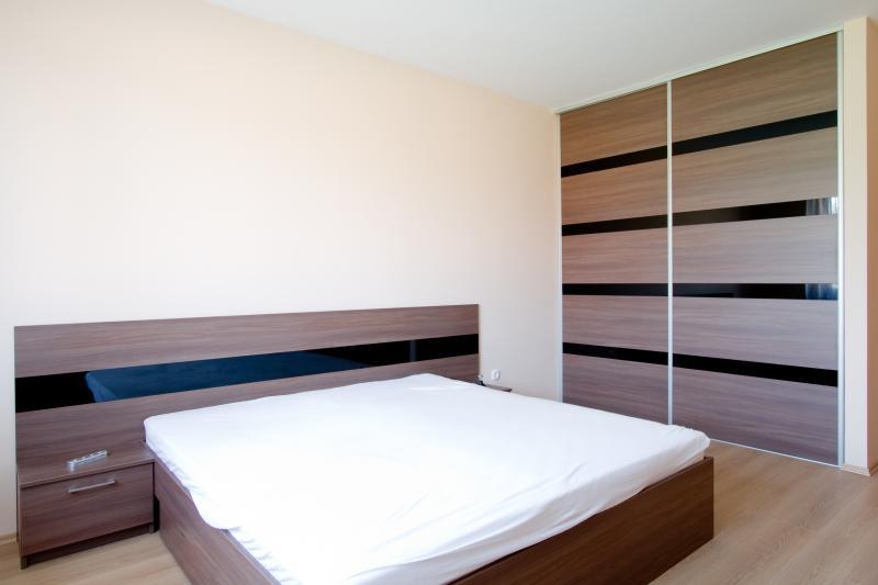 Egyedi megjelenésű hálószoba bútor