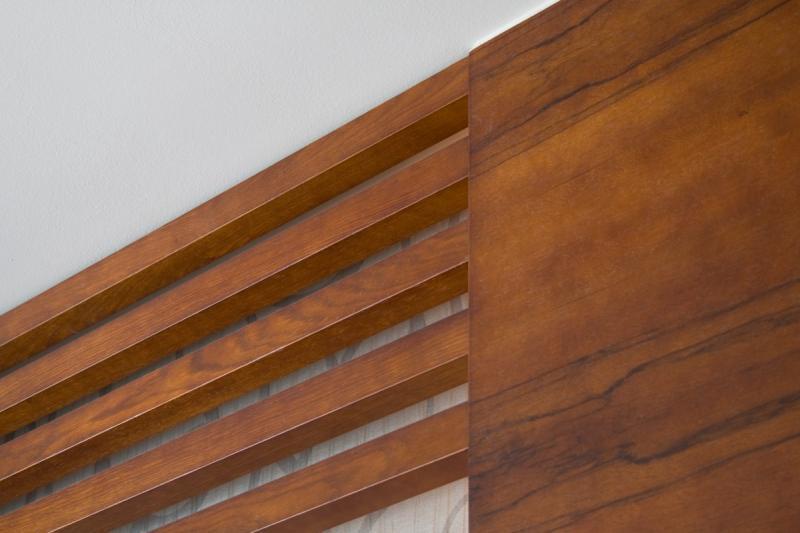 Egzota Frakenoir fa hálószoba