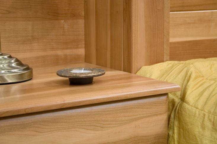 Körtefa hálószobabútor