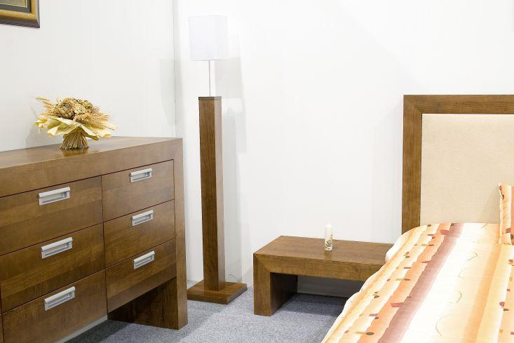 Minimál stílusú hálószobabútor