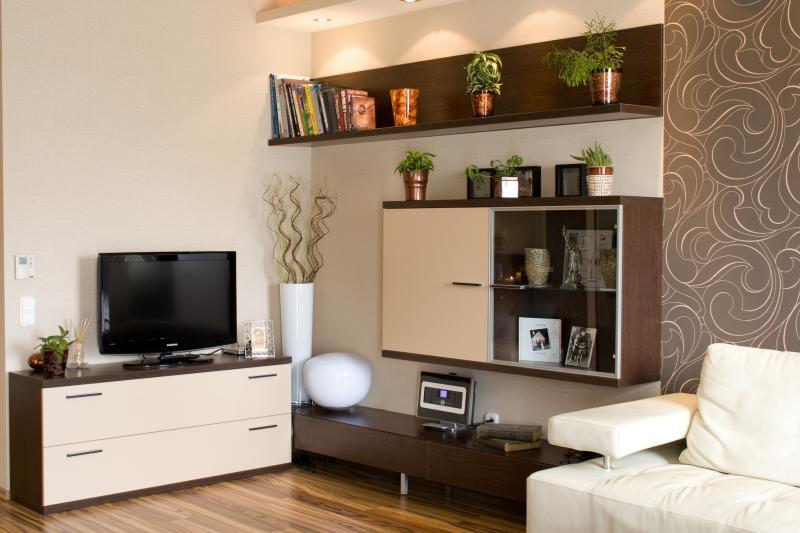 Modern stílusú nappali bútor